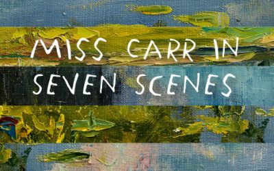 Jeffrey Ryan, Miss Carr in Seven Scenes