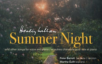 Healey Willan: Summer  Night released!